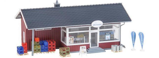 FALLER 130155 Getränkehandel | Gebäude Bausatz Spur H0
