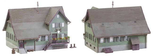 FALLER 130519 Forsthaus Bausatz Spur H0