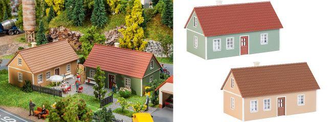 FALLER 130607 2 Dorfhäuser | Gebäude Bausatz Spur H0