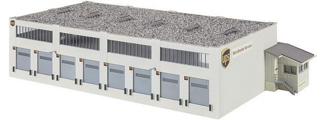 FALLER 130785 Logistikhalle UPS   Gebäude Bausatz Spur H0