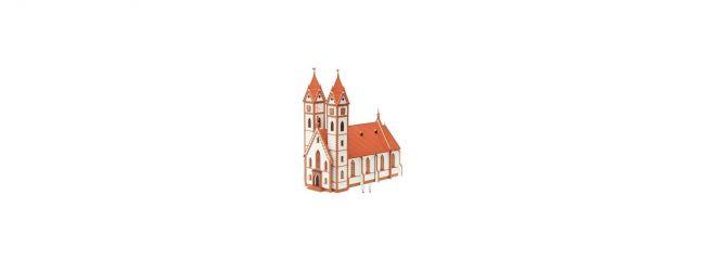 FALLER 130905 Stadtkirche | variable Turmhauben | Bausatz Spur H0