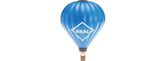 FALLER 131001 Heißluftballon mit Gasflamme | Bausatz Spur H0