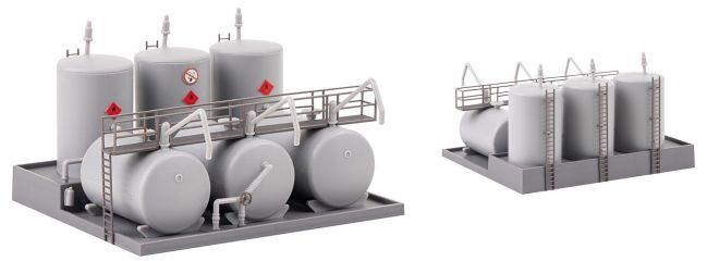FALLER 131387 Tanklager Bausatz Spur H0