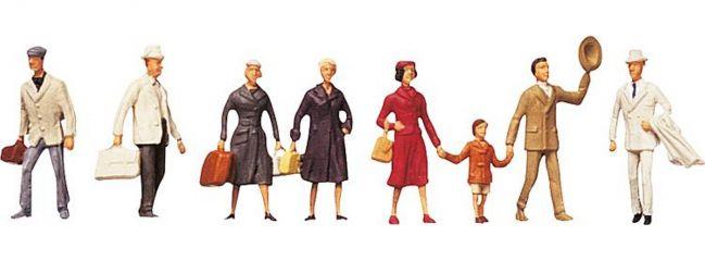 FALLER 150504 Reisende IV | Miniaturfiguren Spur H0