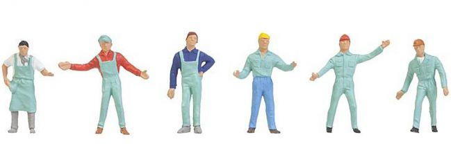 FALLER 150920 Fabrikarbeiter | Figuren Spur H0