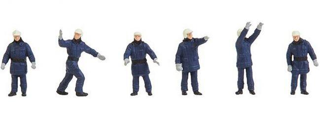FALLER 150928 Moderne Feuerwehrleute | Figuren Spur H0