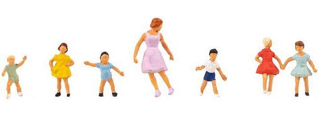 FALLER 150957 Kindergartenausflug | 7 Stück | Figuren Spur H0