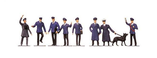 FALLER 151003 Bahnpersonal   8 Miniaturfiguren    Spur H0