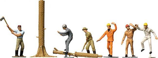 FALLER 151041 Waldarbeiter | Miniaturfiguren Spur H0