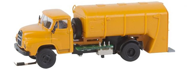 FALLER 161606 MAN 635 Müllwagen (BREKINA) | Car System | Spur H0