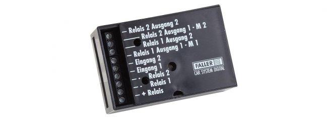 FALLER 161659 Relaismodul Zubehör für FALLER Carsystem