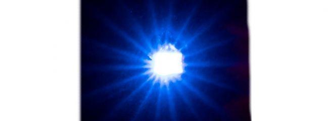 FALLER 163742 selbstblinkende LEDs blau 5 Stück Zubehör