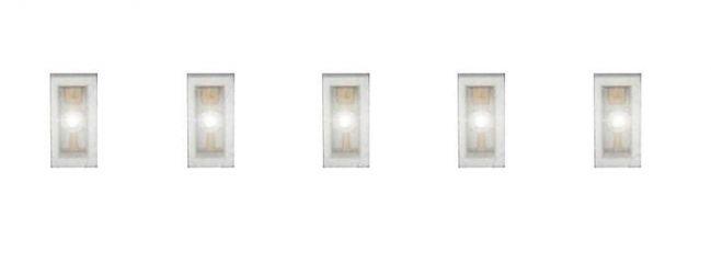 FALLER 163750 SMD-LEDs weiss 5 Stück
