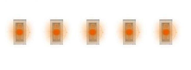 FALLER 163753 SMD-LEDs orange 5 Stück Zubehör