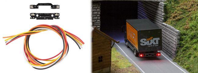 FALLER 163759 CarSystem Digtial LED-Beleuchtungs-Kit für LKW MB SK MAN F2000 Zubehör CarSystem 1:87