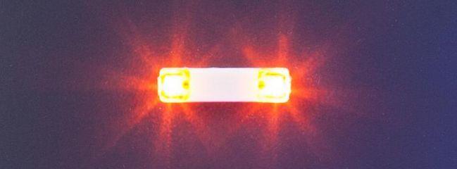 FALLER 163760 Blinkelektronik orange 13,5 mm Zubehör Fahrzeuge 1:87