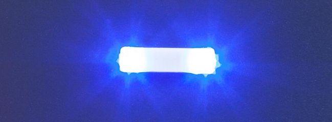 FALLER 163761 Blinkelektronik blau 13,5 mm Zubehör für Fahrzeuge 1:87