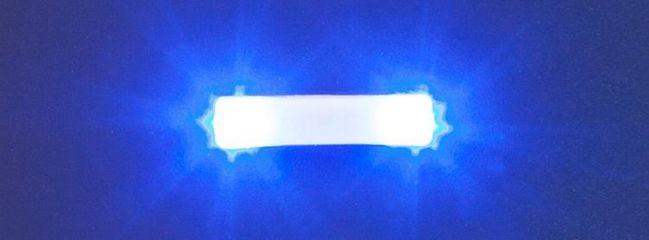 FALLER 163763 Blinkelektronik blau 15,7 mm Zubehör für Fahrzeuge 1:87