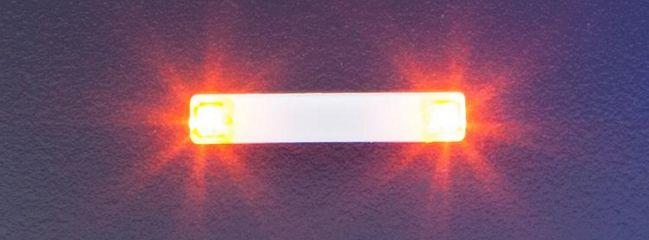FALLER 163764 Blinkelektronik orange 20,2mm Zubehör für Fahrzeuge 1:87