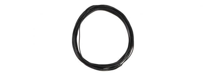 FALLER 163782 Litze 0,04 mm² schwarz 10m Anlagenbau alle Spurweiten