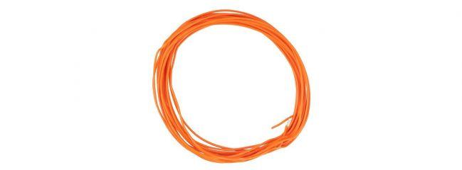FALLER 163789 Litze 0,04 mm² orange 10m Anlagenbau alle Spurweiten