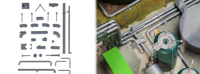 FALLER 180331 Rohrleitungs-Set Bausatz Spur H0