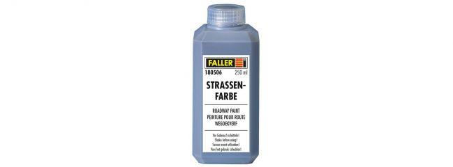 FALLER 180506 Straßenfarbe | dunkel | 250 ml