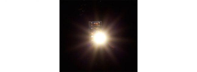 FALLER 180653 LED warmweiss | 5 Stück | 12 bis 16 Volt