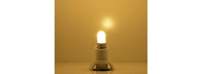 FALLER 180660 Beleuchtungssockel LED | für 12 bis 16 Volt