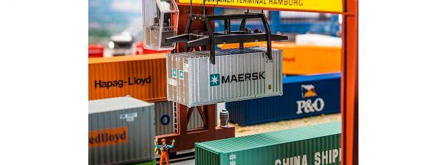 FALLER 180820 20ft. Container MAERSK | Zubehör Spur H0