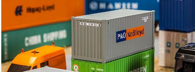FALLER 180824 20 ft Container Nedlloyd | Spur H0