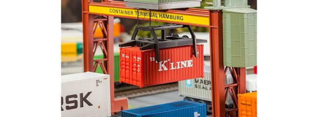 FALLER 180829 20 ft Container K Line | Spur H0