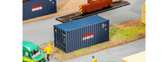 FALLER 180835 20ft Container seaco Zubehör für LKW 1:87