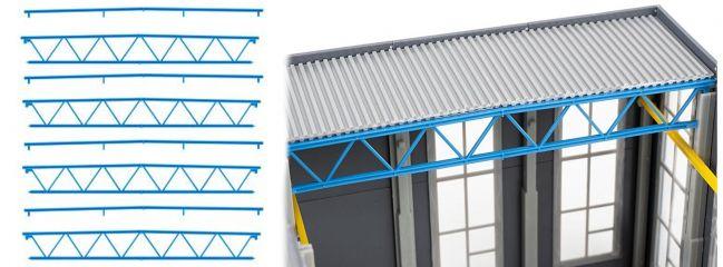 FALLER 180885 Fachwerkträger 4 Stück Goldbeck Zubehör für Industriehalle Bausatz 1:87