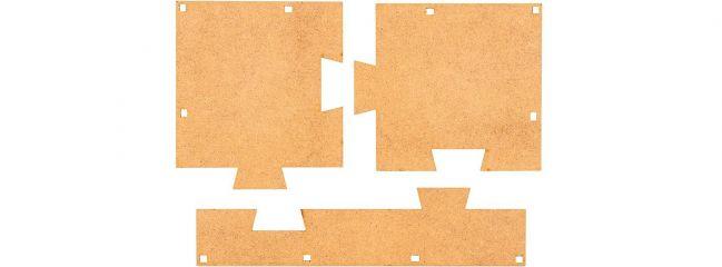 FALLER 180889 Bodenplatten Basis-Set, Goldbeck | Spur H0