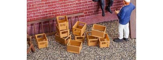 POLA 333208 10 Kisten leer Bausatz Spur G