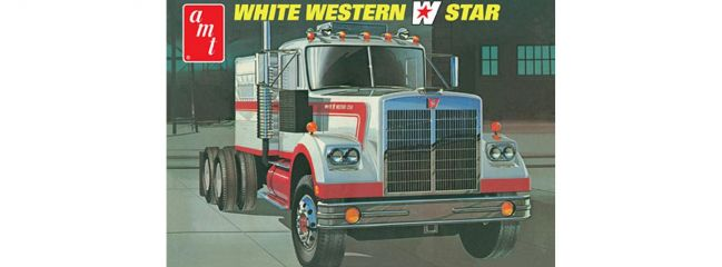 amt AMT724/06 White Western Star | LKW Bausatz 1:25