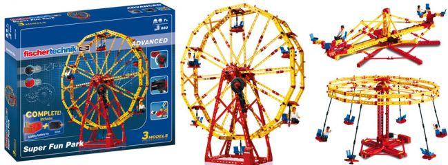 fischertechnik 508775 ADVANCED Super Fun Park
