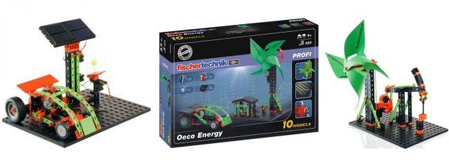 fischertechnik 520400 PROFI Oeco Energy   Energie-Erzeugung Bausatz