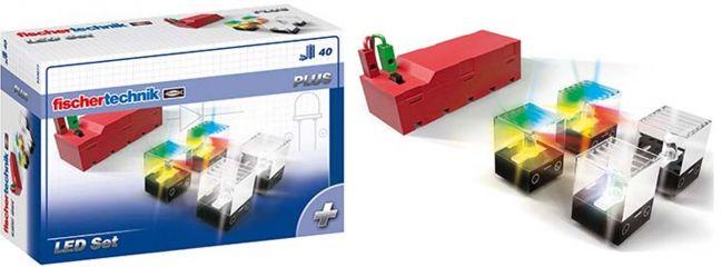 fischertechnik 533877 PLUS LED Set | 40 Teile