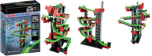 fischertechnik 536620 PROFI Dynamic S | 140 Teile