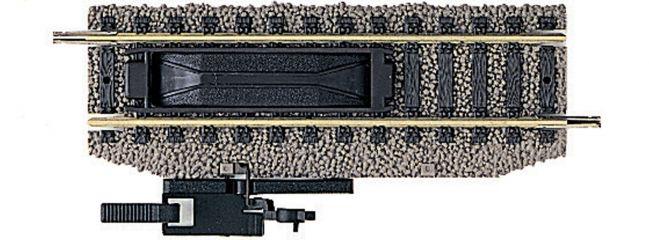 FLEISCHMANN 6114 handbetriebenes Entkupplungsgleis   100 mm   PROFI-Gleis   Spur H0