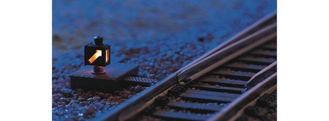 FLEISCHMANN 6438 beleuchtete Weichenlaterne   PROFI-Gleis   Spur H0