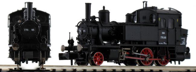 FLEISCHMANN 707087 Dampflok Rh 770.95 ÖBB | DCC | Spur N