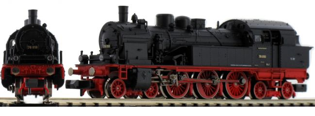 FLEISCHMANN 707502 Dampflok BR 78.0-5 DRG | DC analog | Spur N