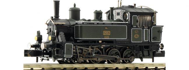 FLEISCHMANN 709903 Dampflok Gattung GtL 4/4 K.Bay.Sts.B. | analog | Spur N