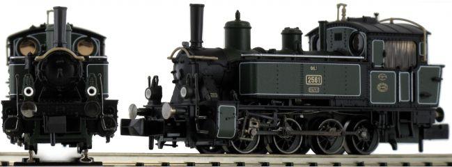 FLEISCHMANN 709903 Dampflok Gattung GtL 4/4 K.Bay.Sts.B.   analog   Spur N