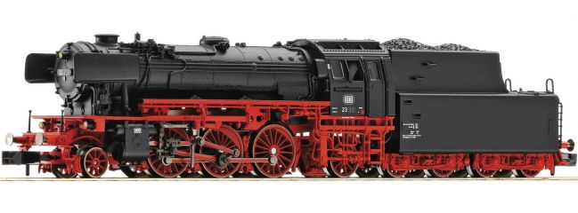 FLEISCHMANN 712305 Dampflok BR 23 DB   DC analog   Spur N