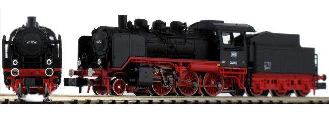 FLEISCHMANN 714202 Dampflok BR 24 DB | analog | Spur N