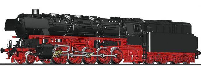 FLEISCHMANN 714404 Dampflok BR 043 Öl DB   DC analog   Spur N